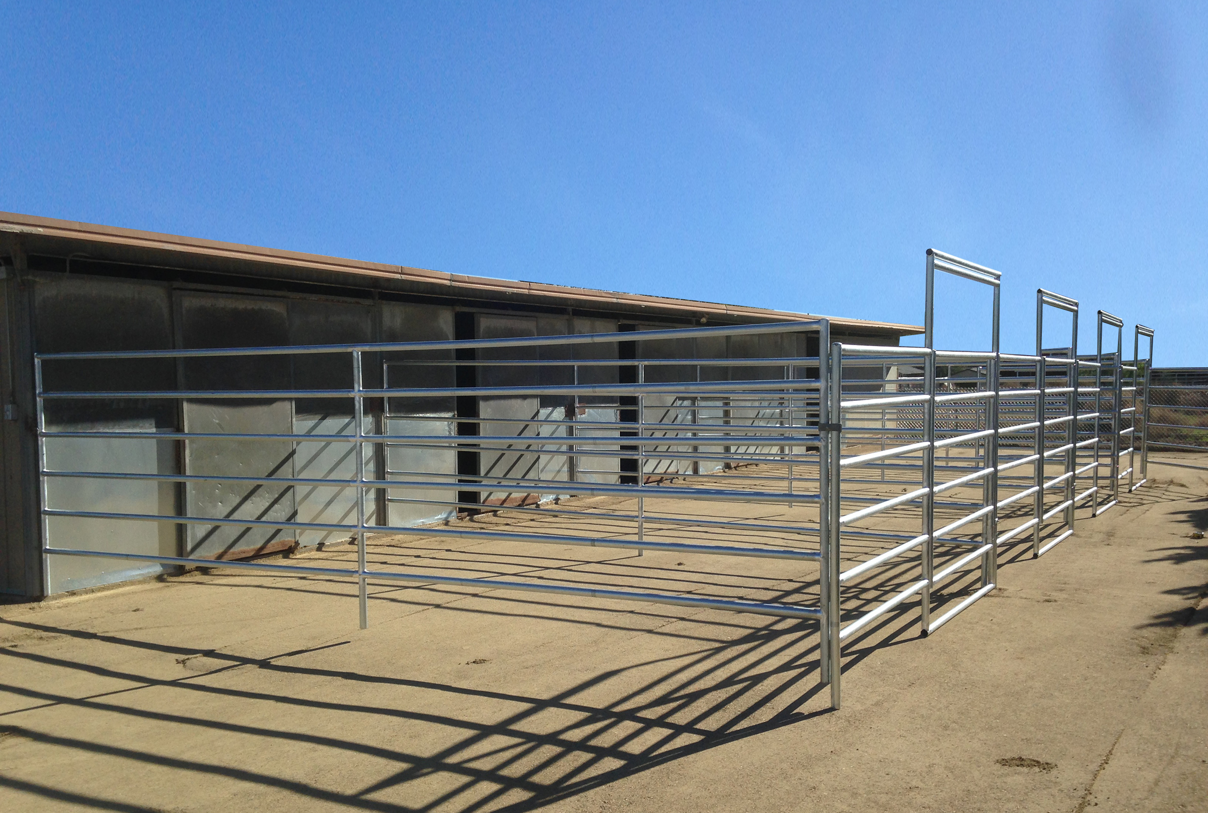 BUILD YOUR OWN CORRAL TODAY