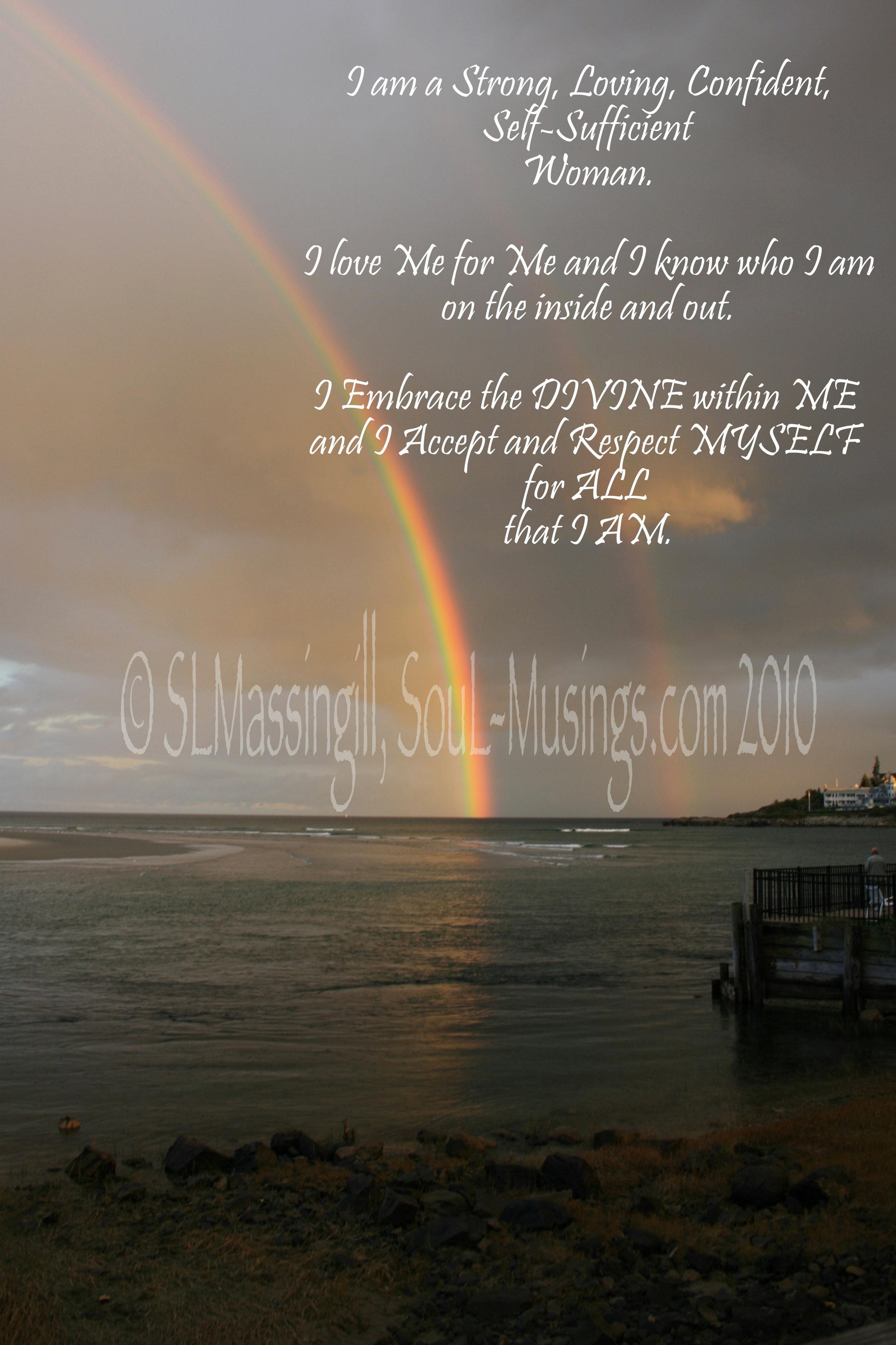 """""""Rainbow of Confidence"""" Ogunquit, ME"""