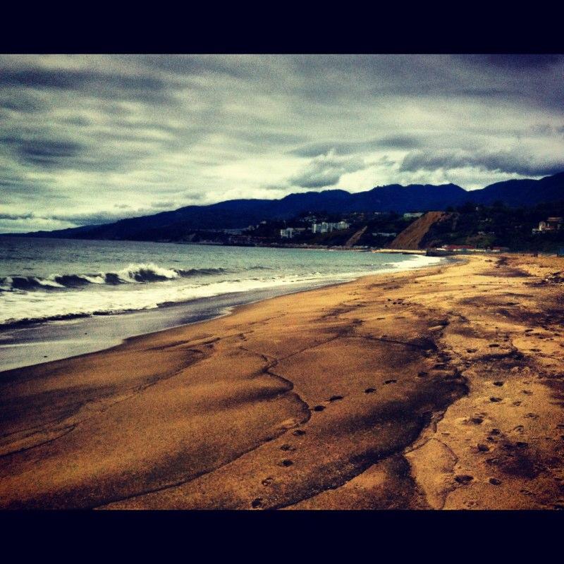 """Intense"", Near Malibu, CA"