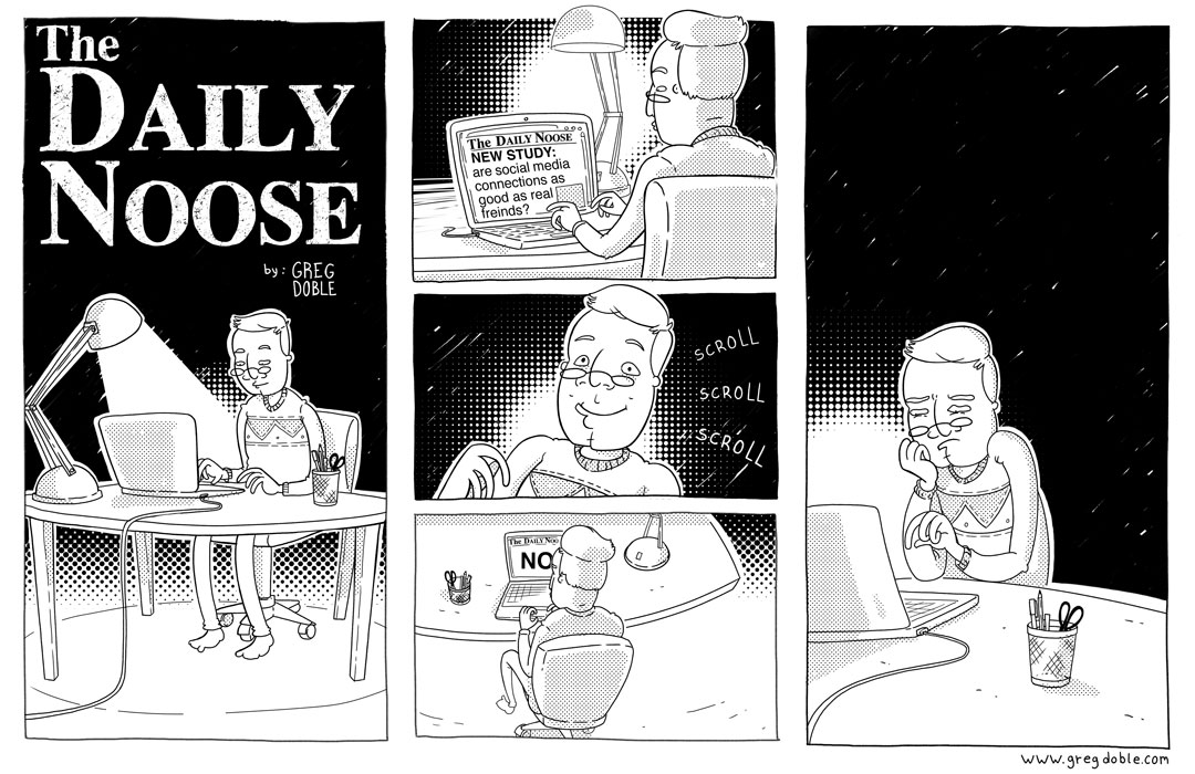 The Daily Noose - Friend Request Requested