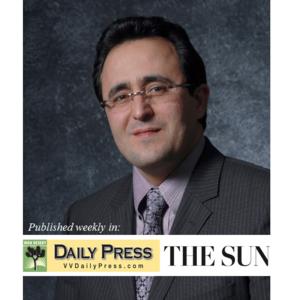 Ali Sahabi of Optimum Group, LLC   President, Building Industry Association (BIA) Baldy View Chapter