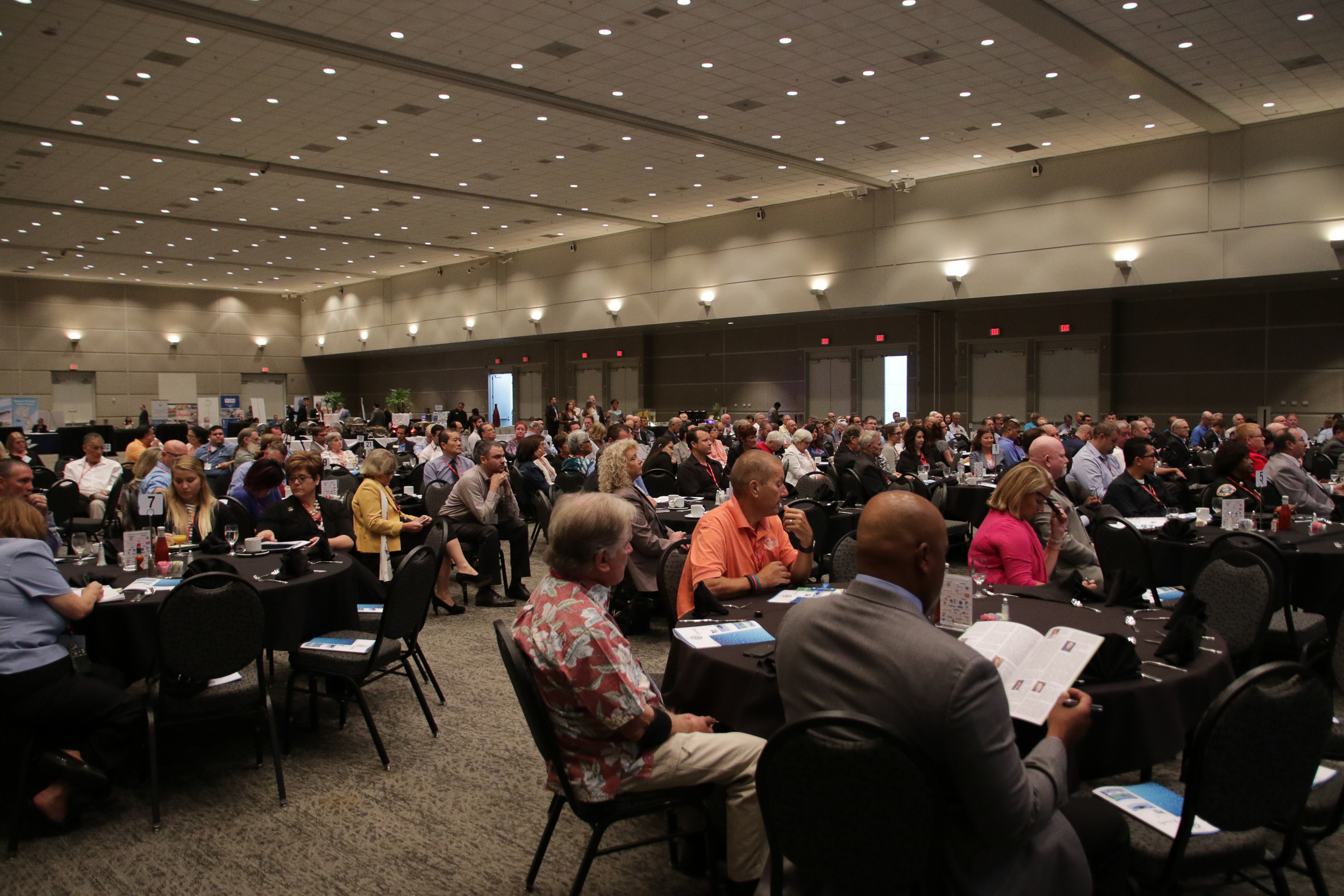 Over 300 attendees registered for the 10th Annual San Bernardino County Water Conference