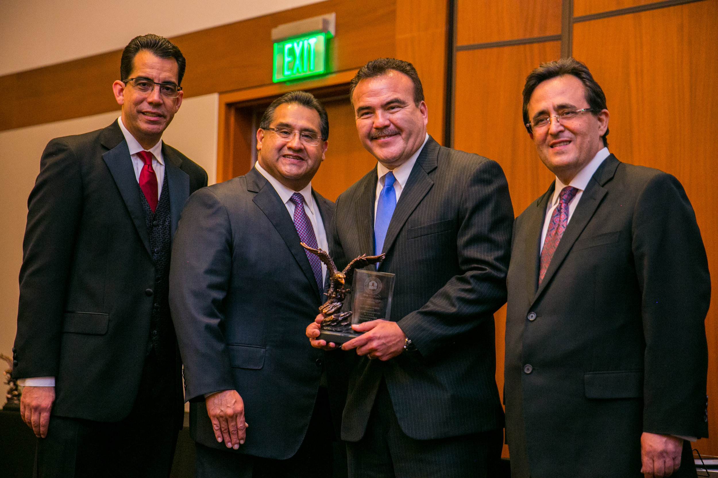 <b>Good Government Award</b><br>San Bernardino County Superintendent of Schools Ted Alejandre