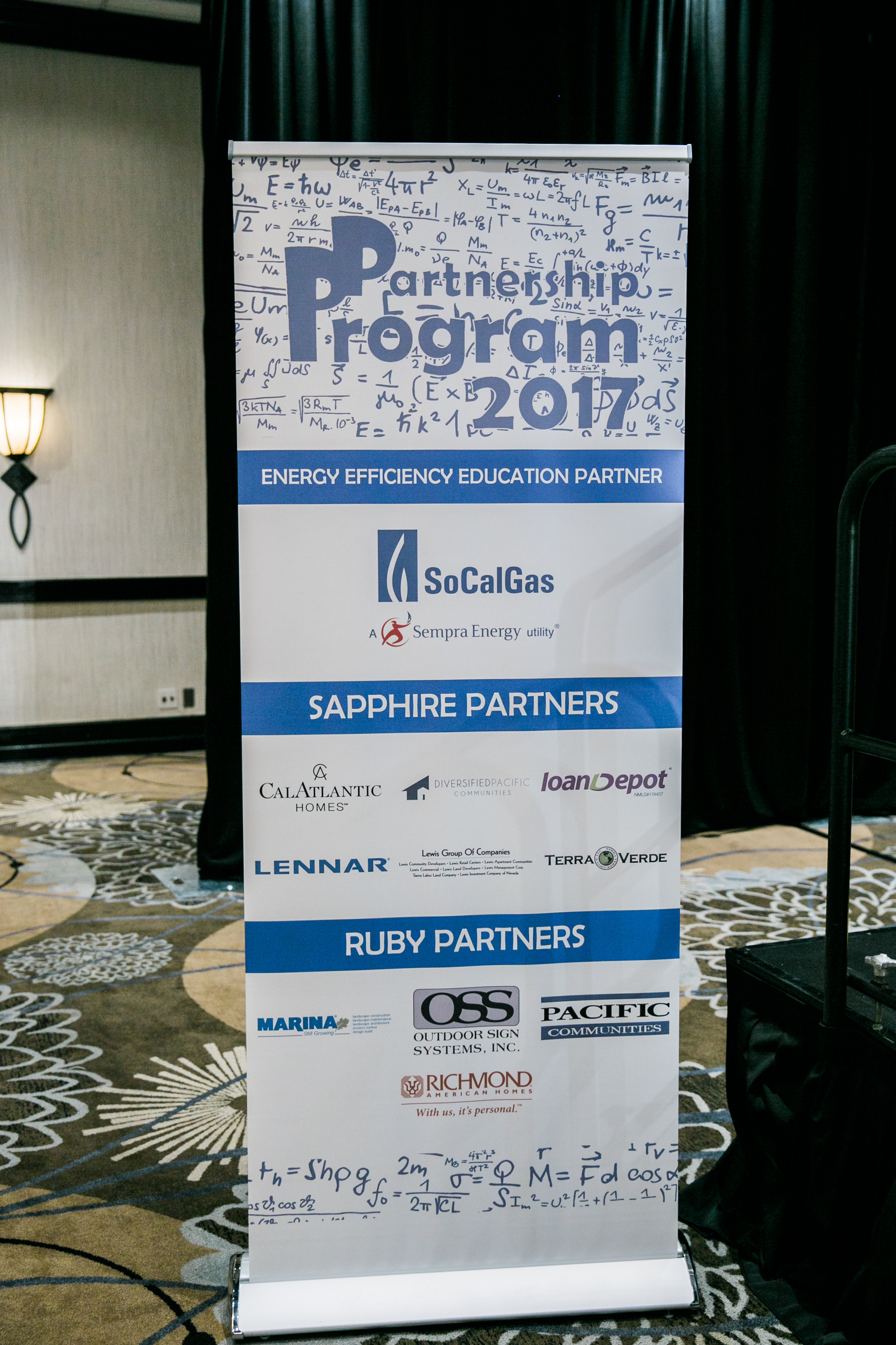 Thank You 2017 Partners