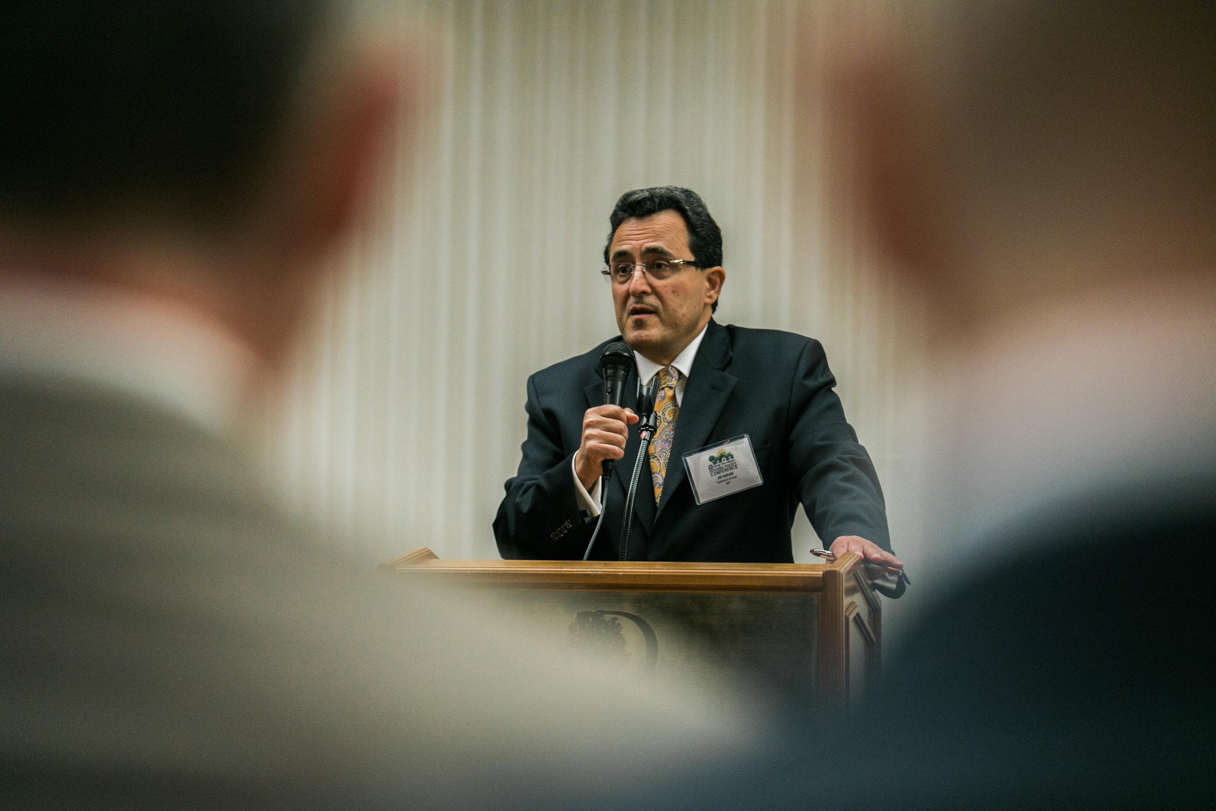Ali Sahabi, BIABV President