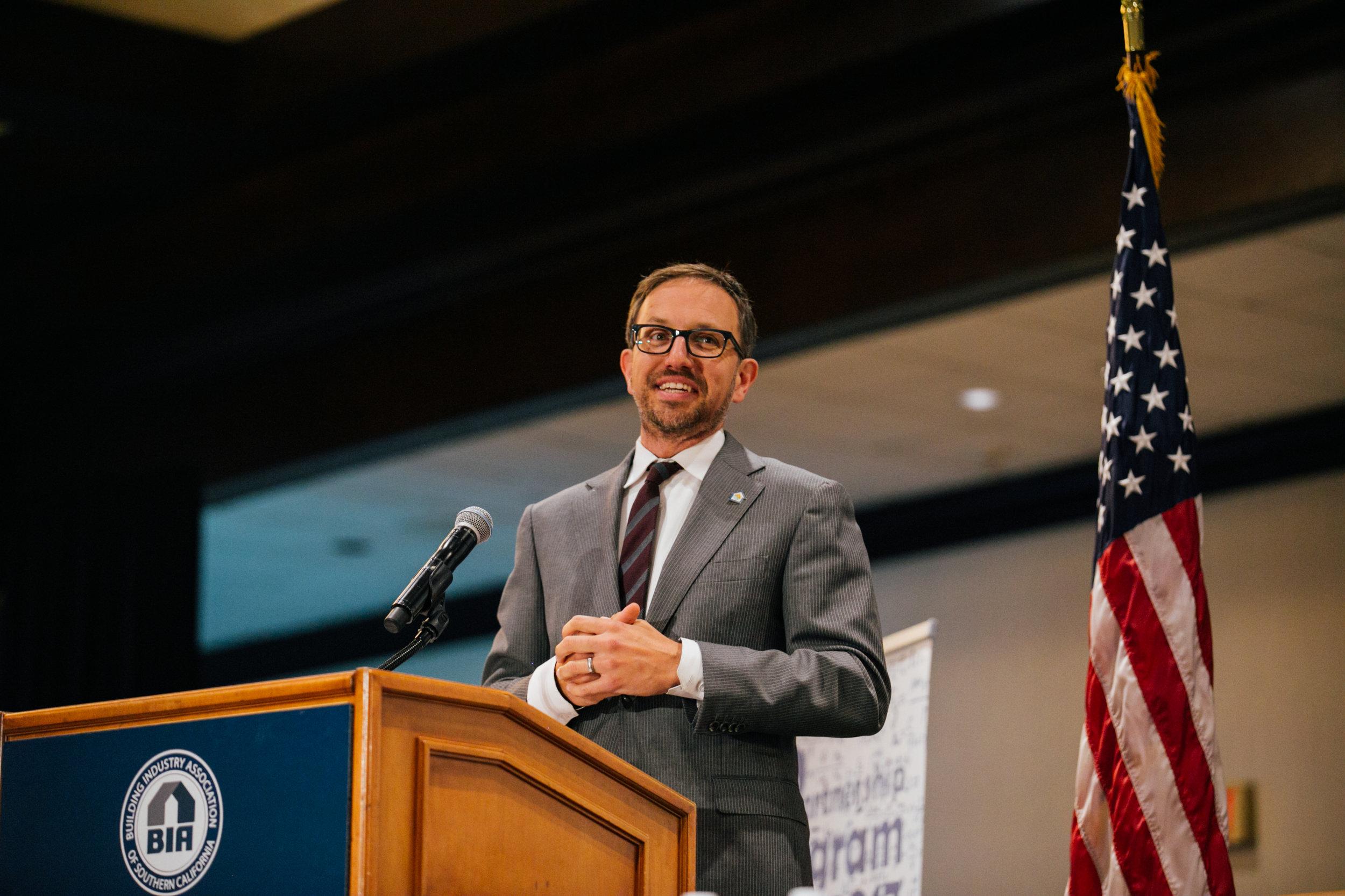 Ben Metcalf, HCD Director