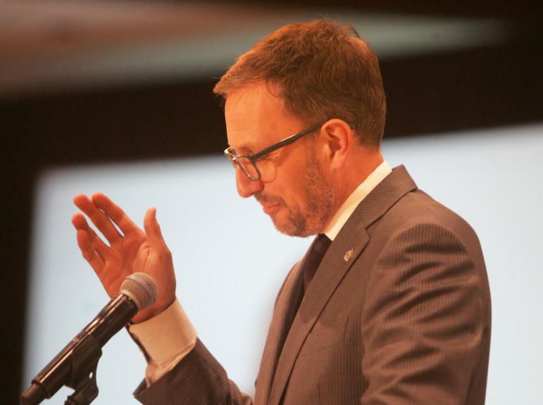 Ben Metcalf, director of the California Department of Housing and Community Development
