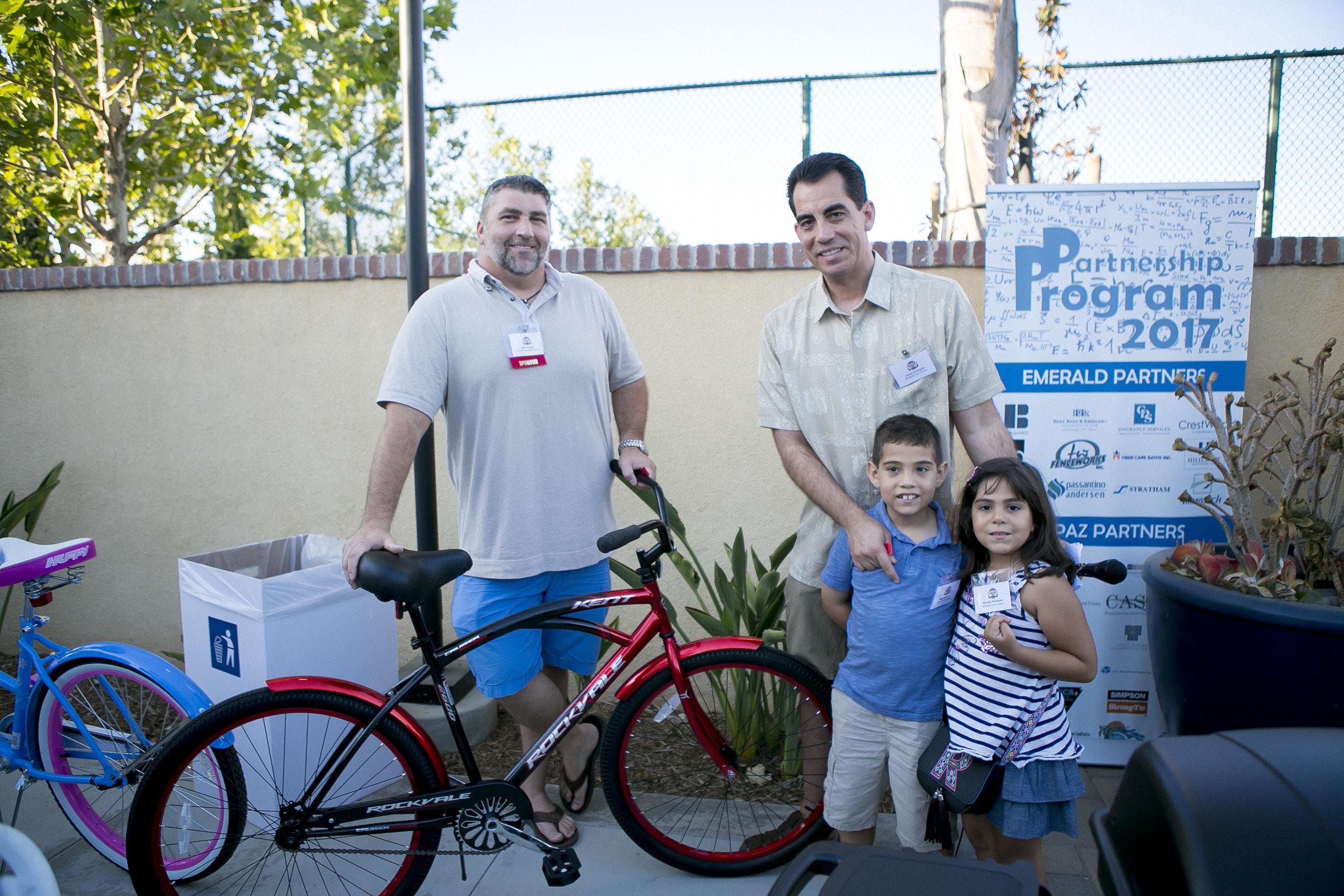 Men's Bike Winner:<br>Beau Cooper<br><i>United Engineering Group</i>