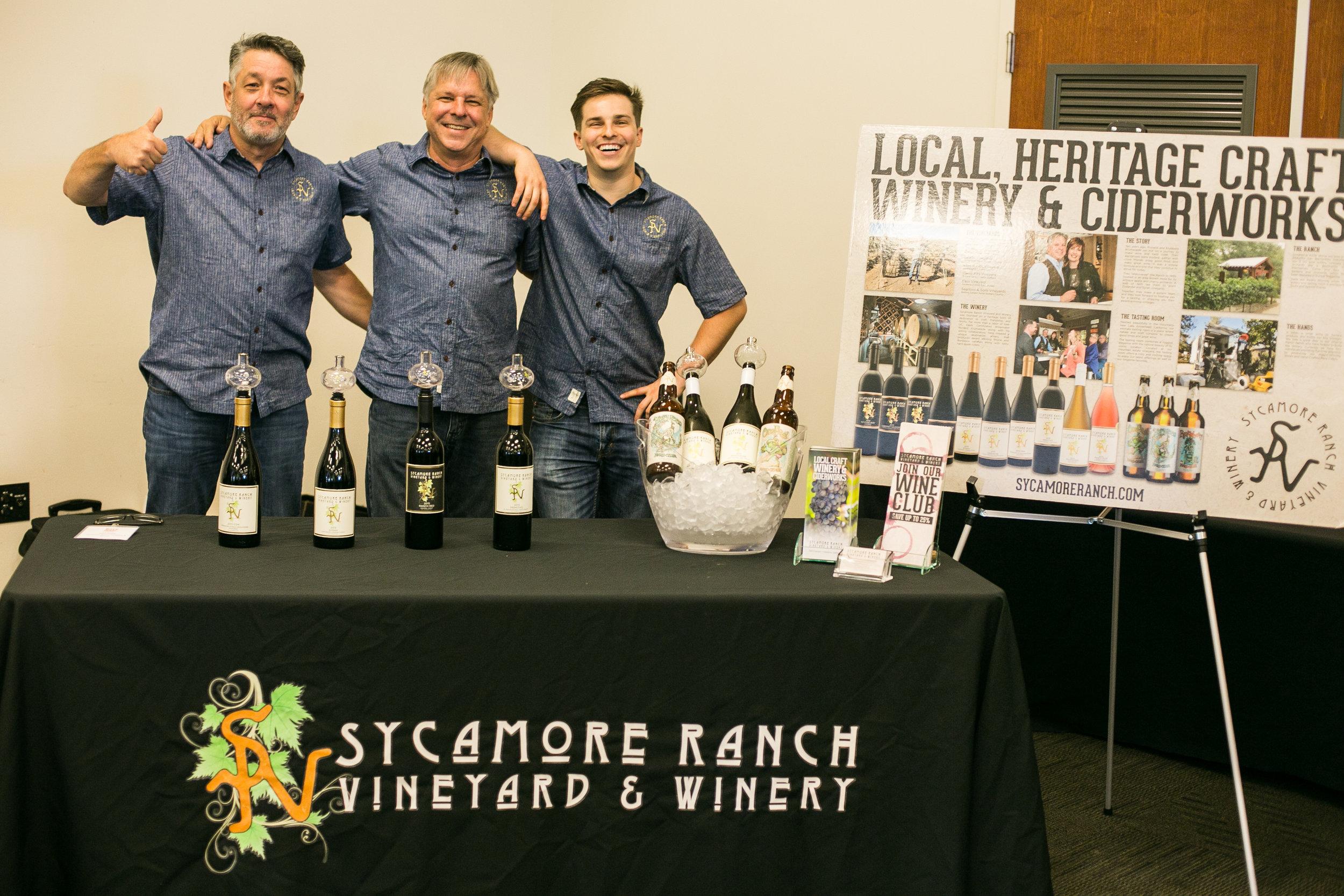 Sycamore Ranch Vineyard & Winery