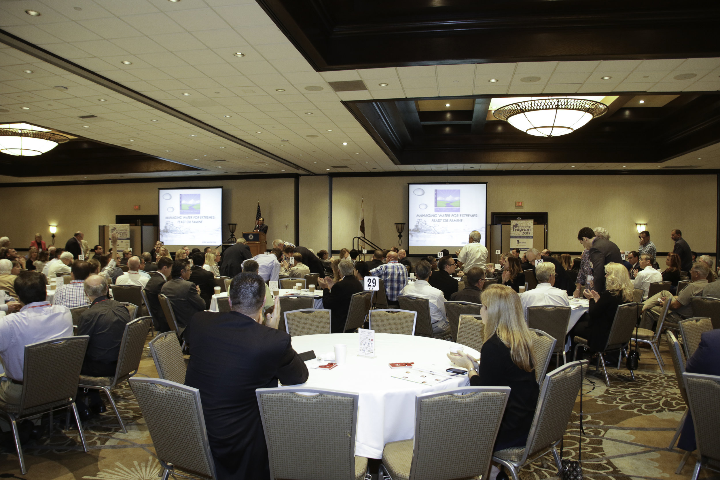 Over 300 attendees registered for the 11th Annual San Bernardino County Water Conference