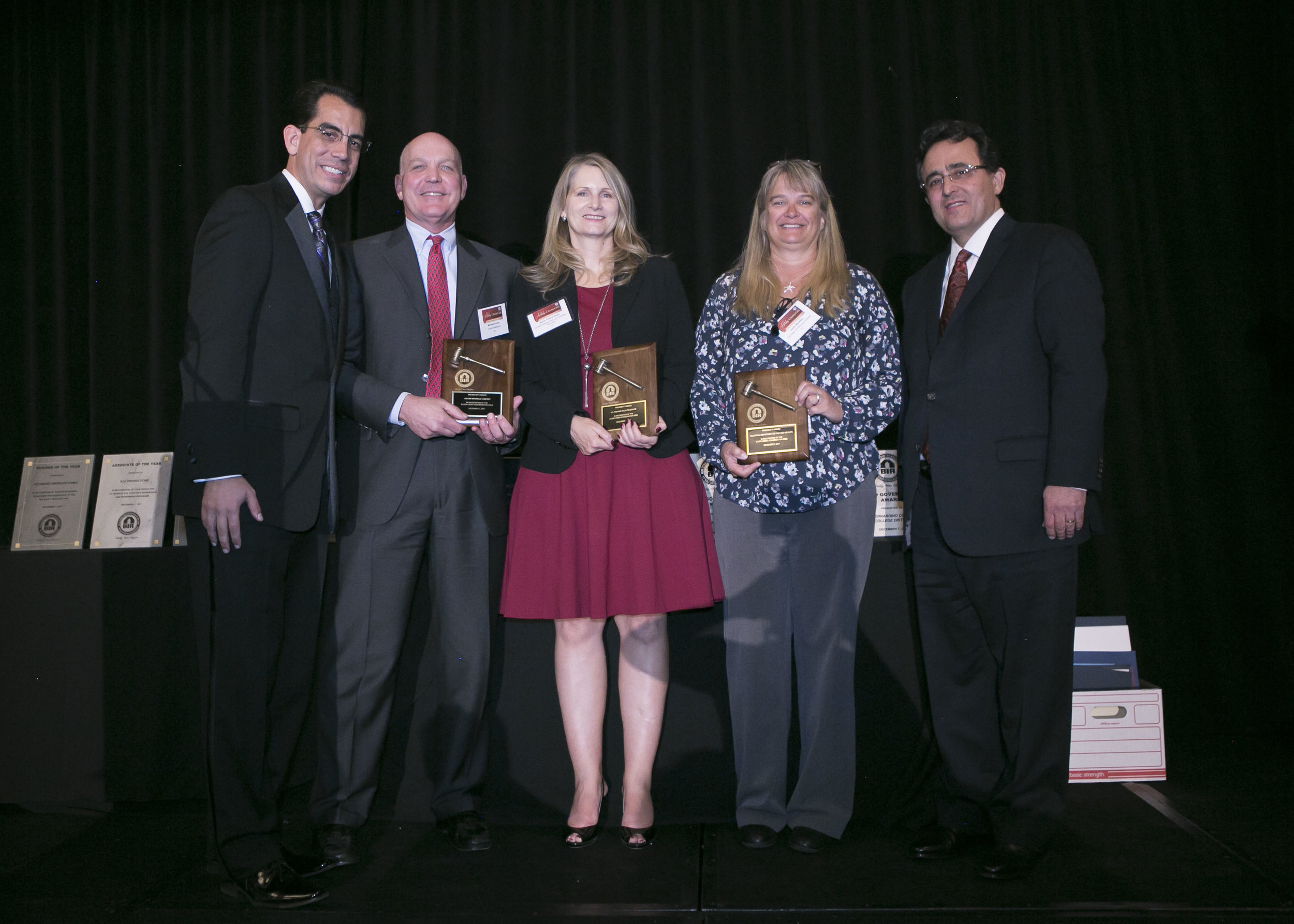<b>PRESIDENT'S AWARD</b><br>Cajon Creek Conservation Area; Vulcan Materials Company, California Department of Fish and Wildlife, U.S. Fish & Wildlife Service and U.S. Army Corp of Engineers