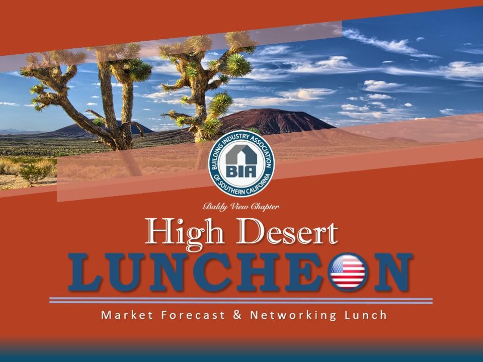 HD Lunch Presentation
