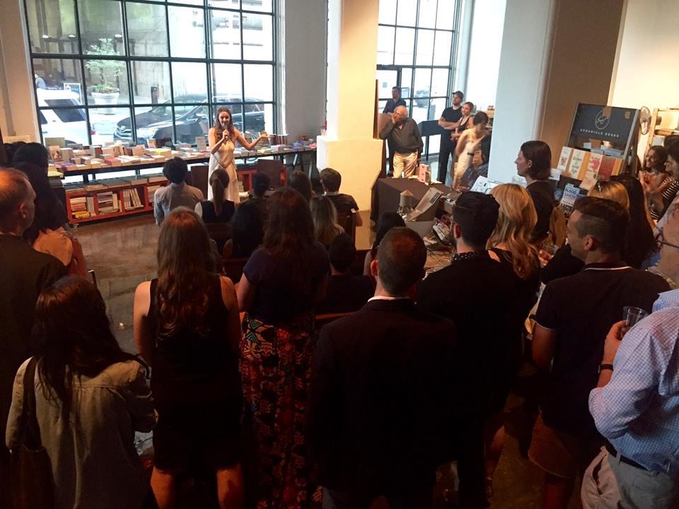 NYC Book launch // Powerhouse Books