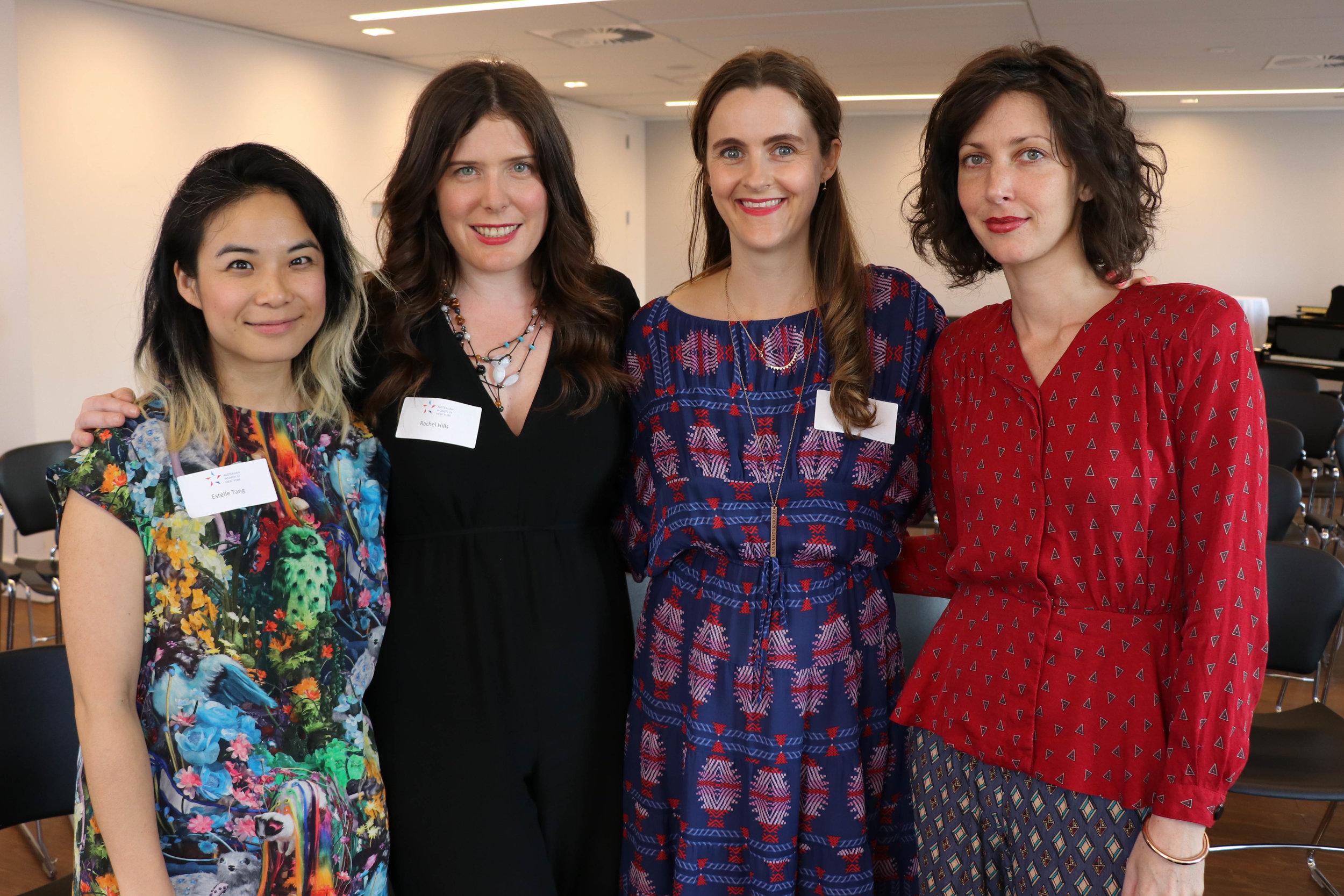 Australian Women in NY event // NYC