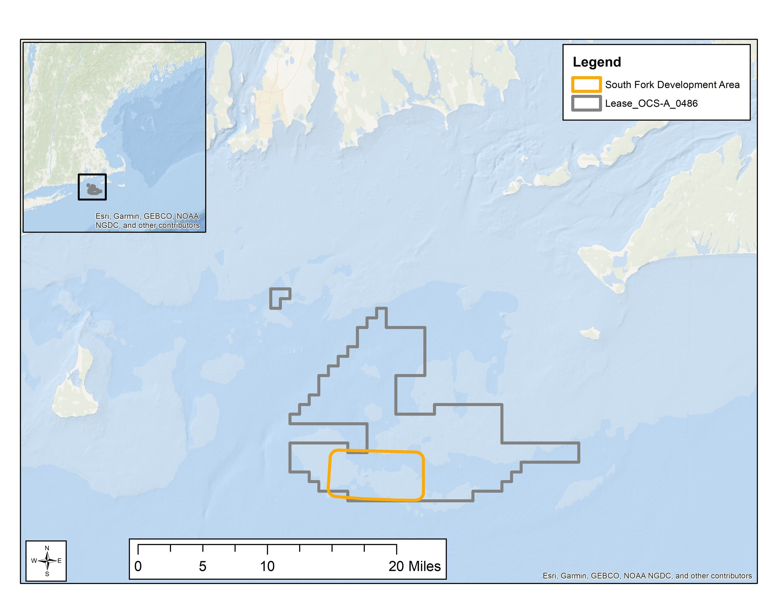 South Fork Wind Farm Fisheries Monitoring Cfrf