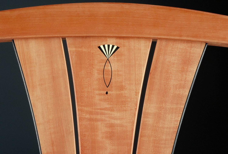 Detail Pear Chair