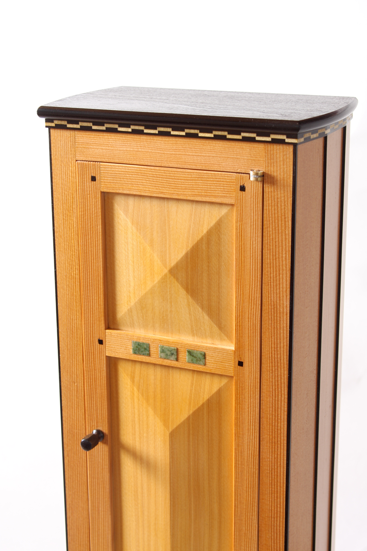 Fir Cabinet