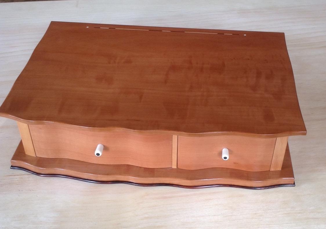 Pear 2 Drawer Case, 2015