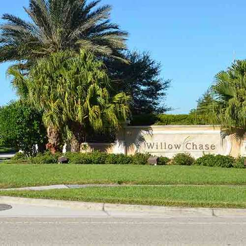 RESIDENTIAL LAND  Willow Chase Land