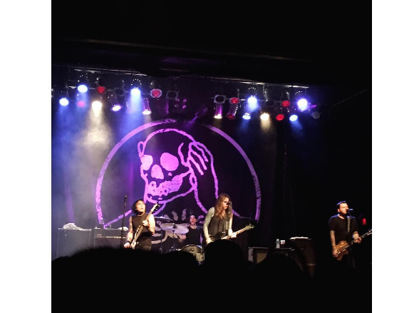 Against Me! Jun 22, 2016