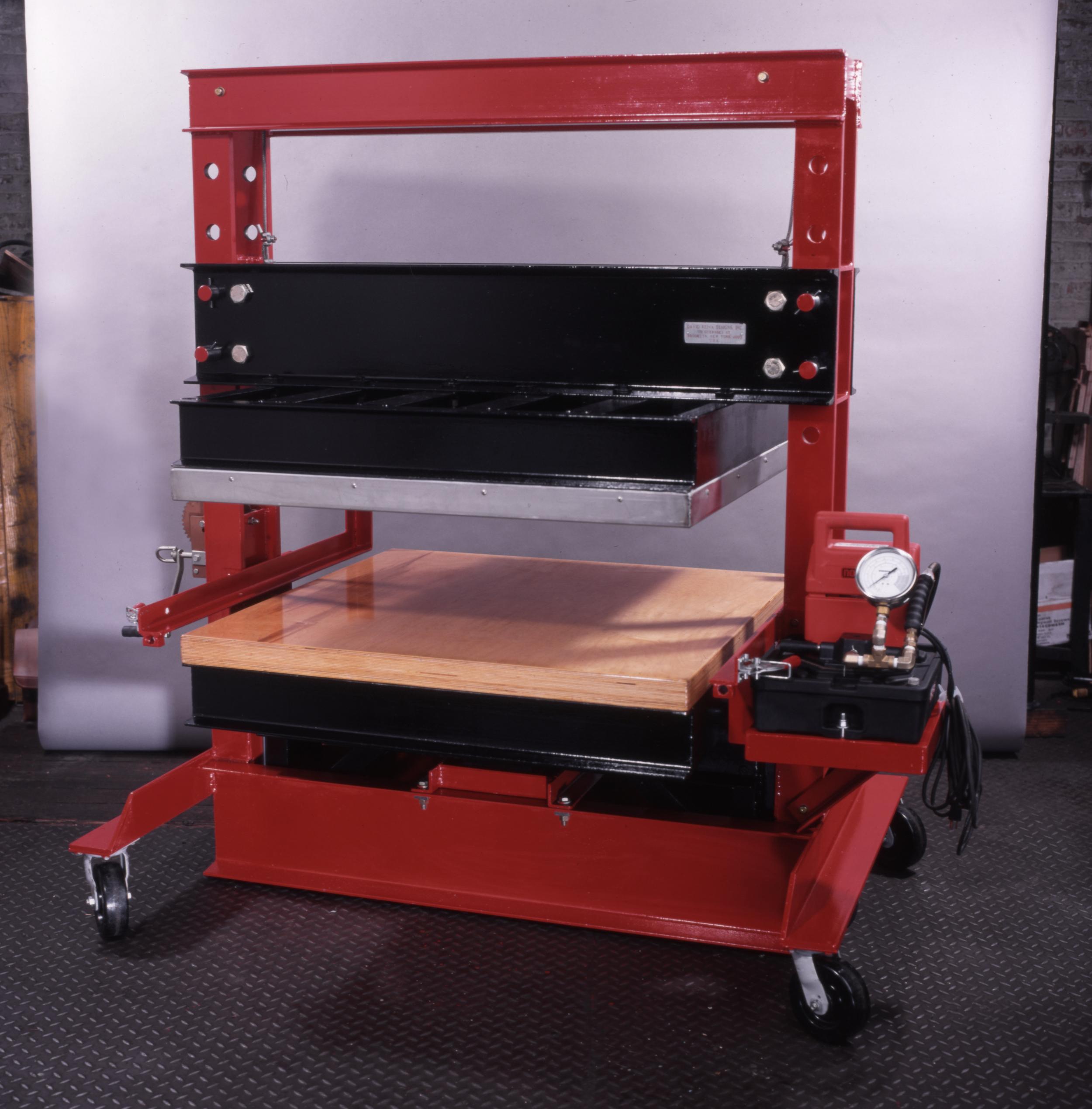 50-ton Hydraulic Press