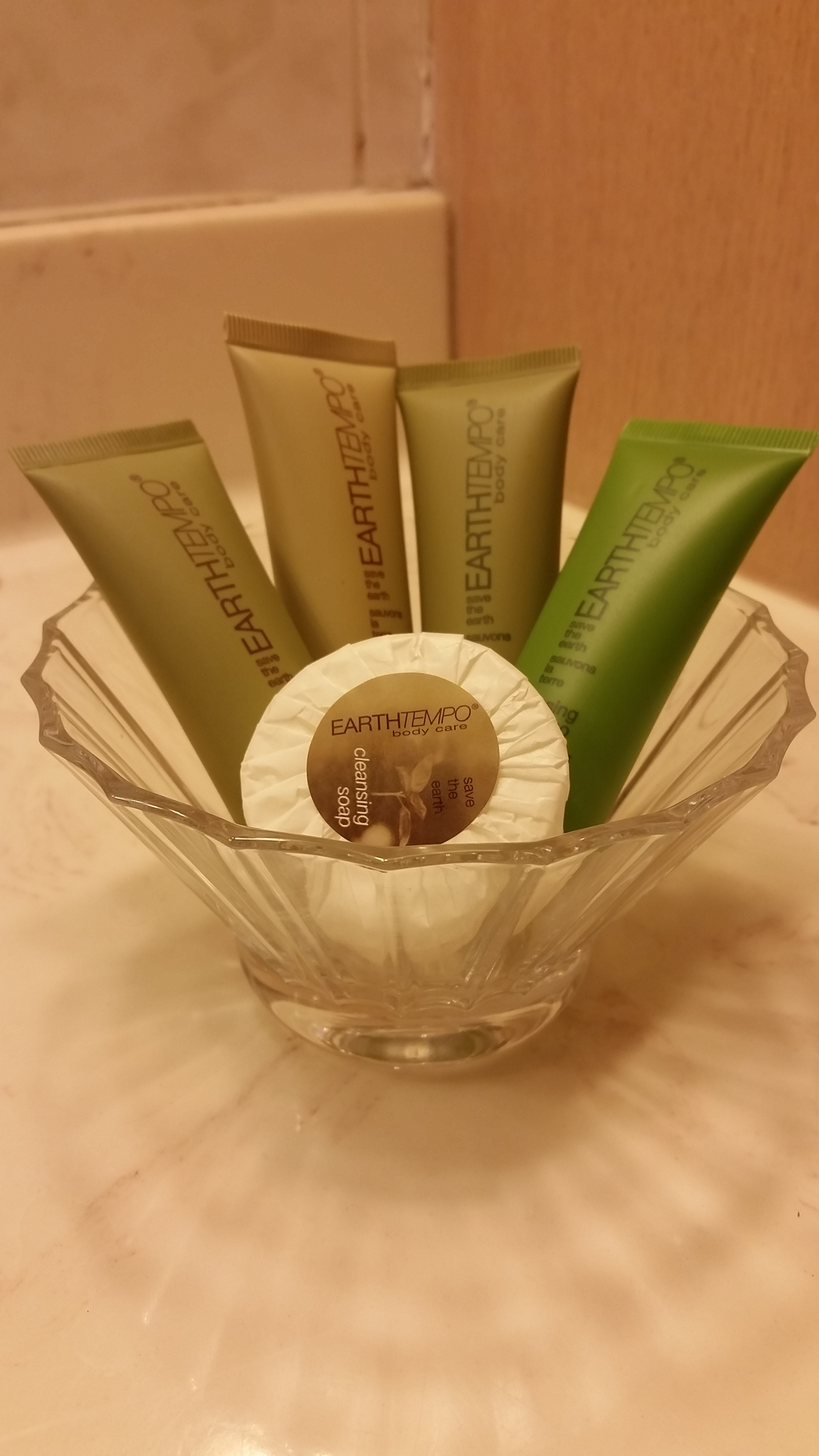eco friendly toiletries