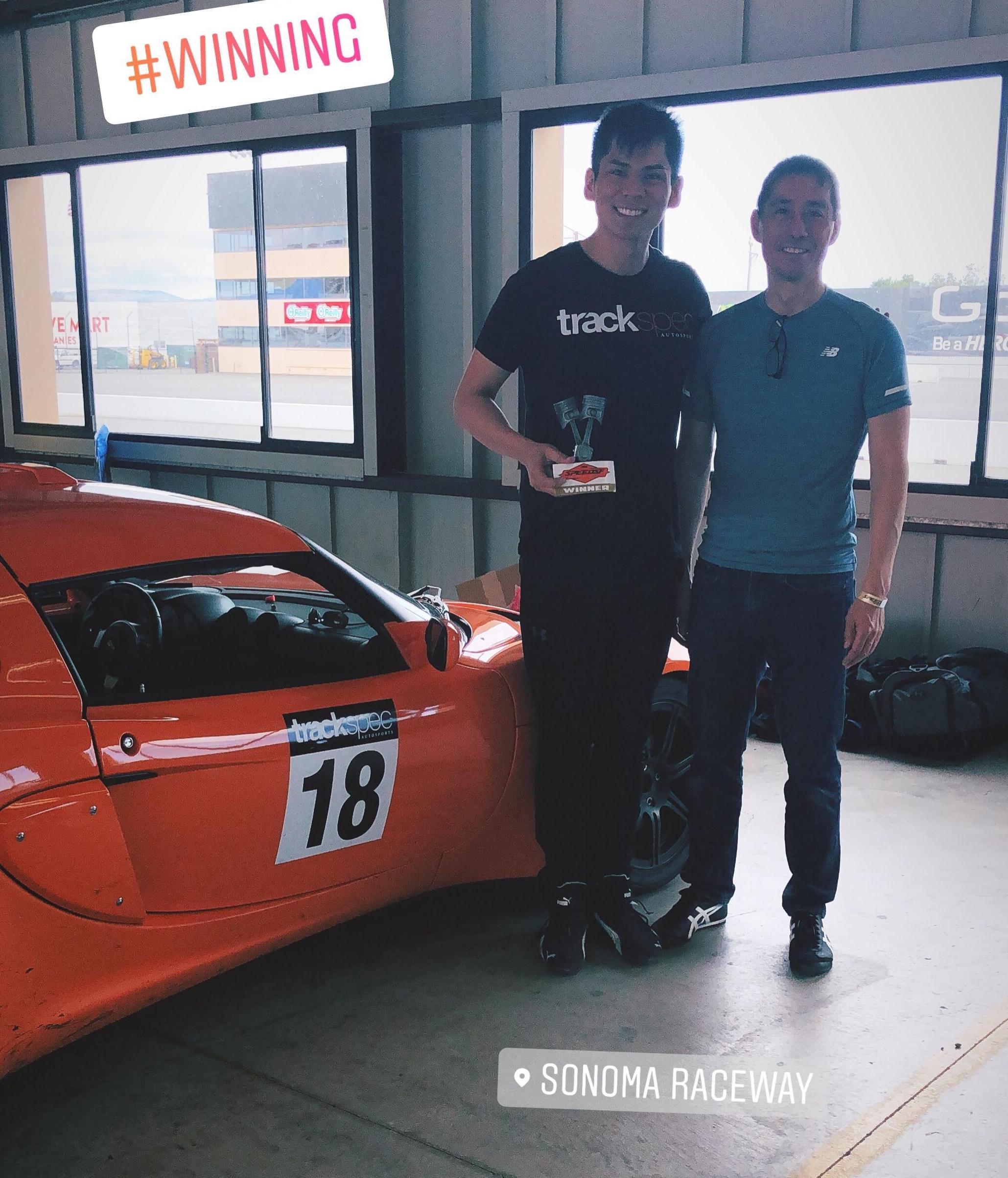Lotus Exige Sonoma Raceway