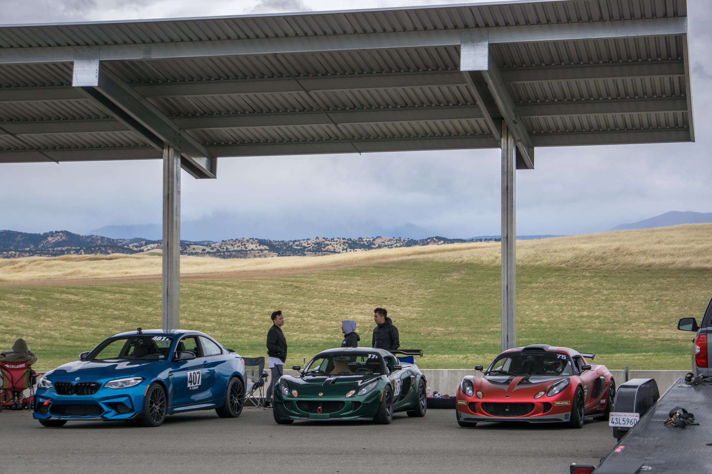 Trackspec Autosports Lotus Exige S240 Thunderhill