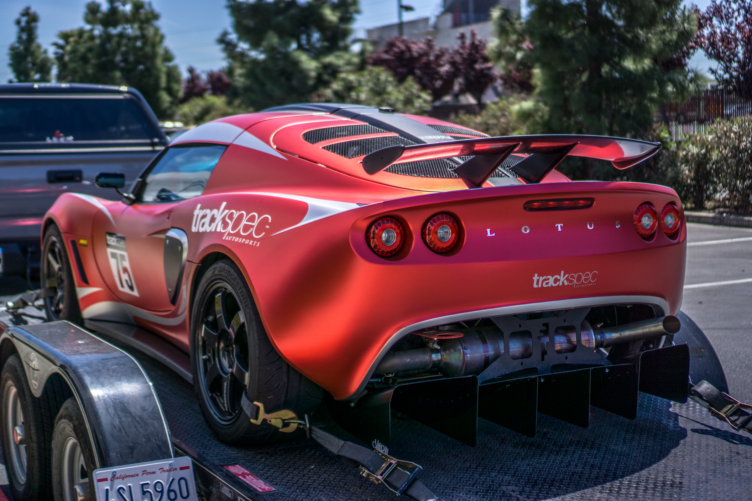 Trackspec Autosports Exige