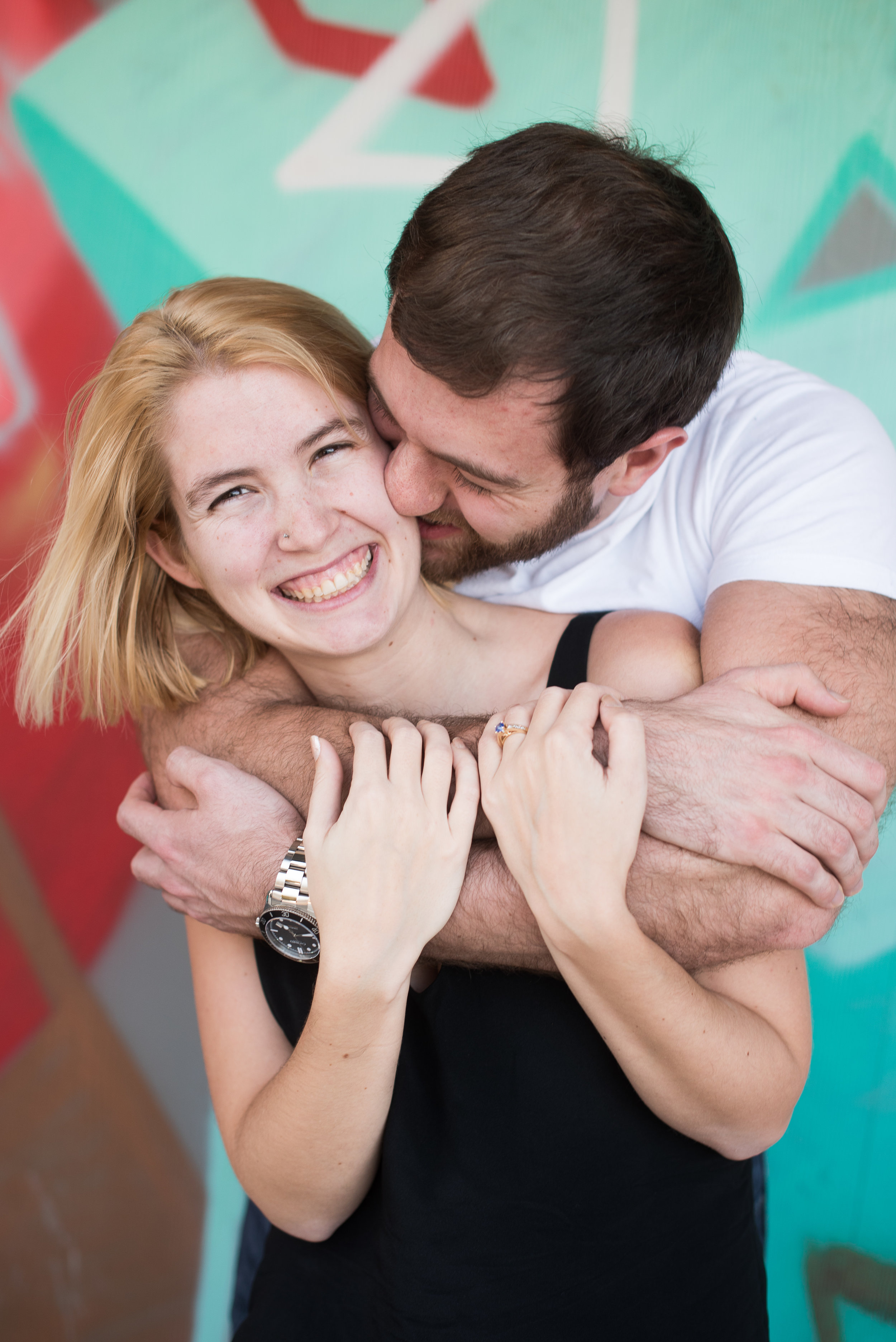 Torrie and Nick Engagement Session at Vic Mathias Shores Austin Texas-22.JPG