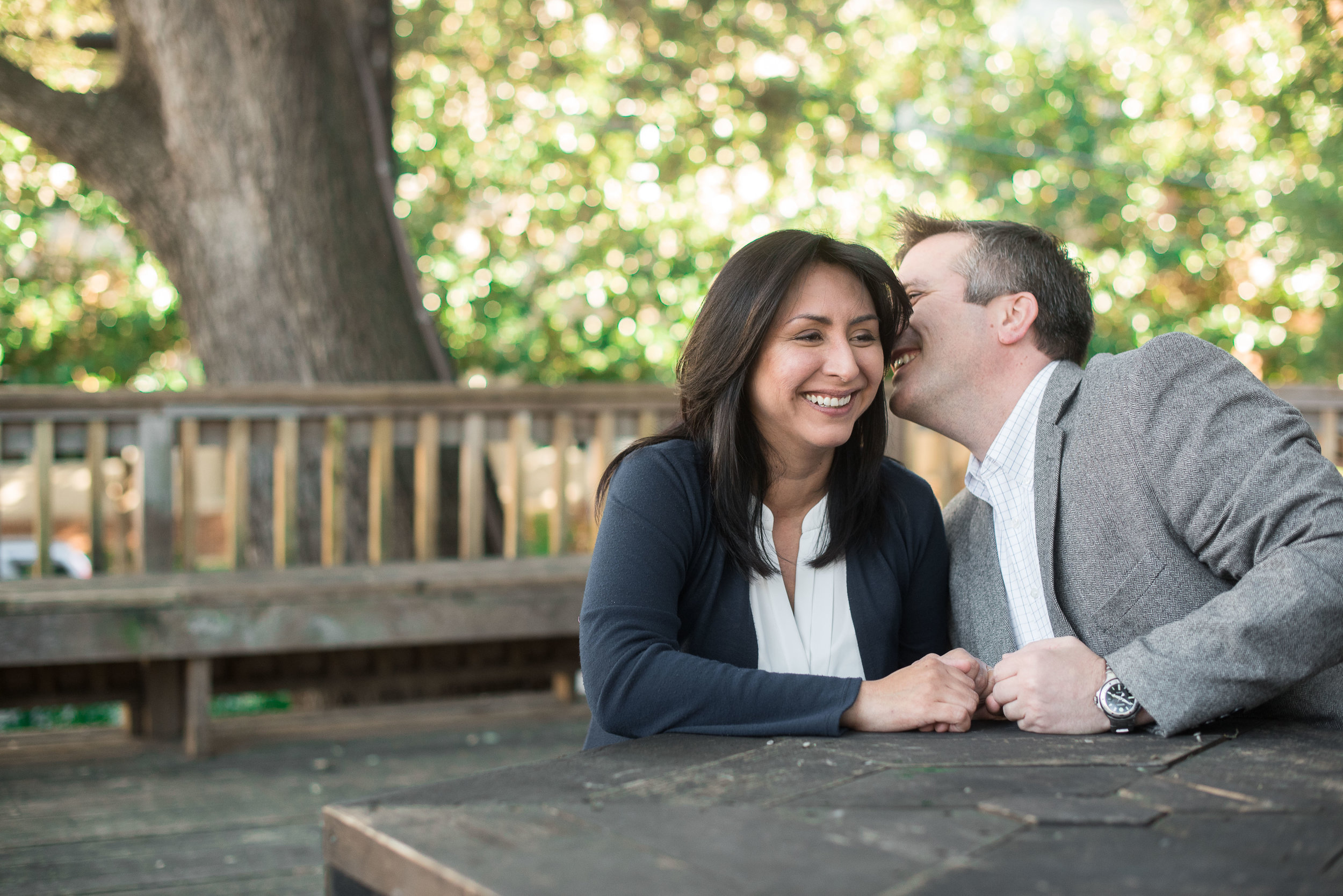 Ana and Byron Engagement Session at Book People Austin Texas-21.JPG