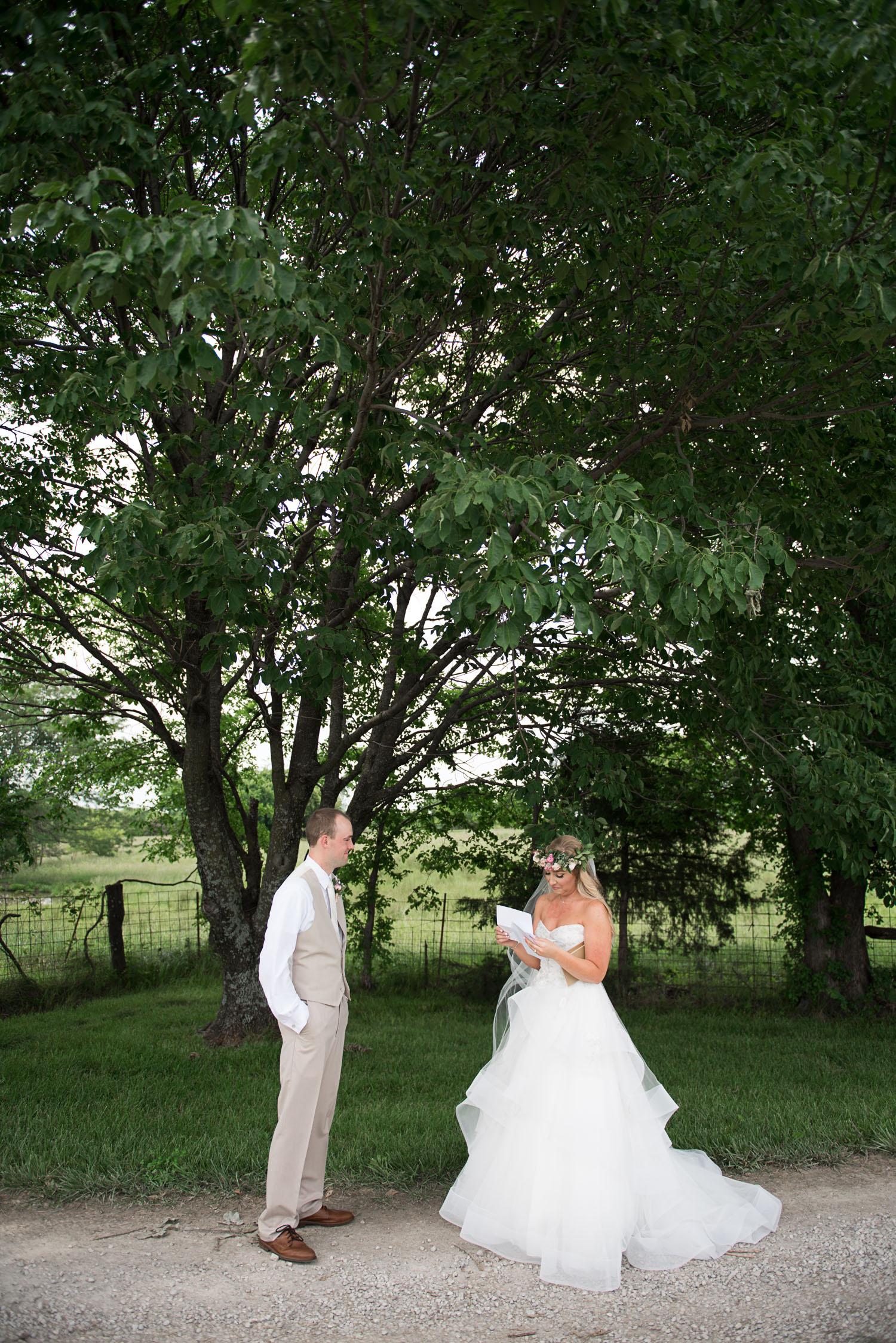 Rebecca and Andrew Sunset Wedding on Family farm Austin Wedding Photography-60.JPG