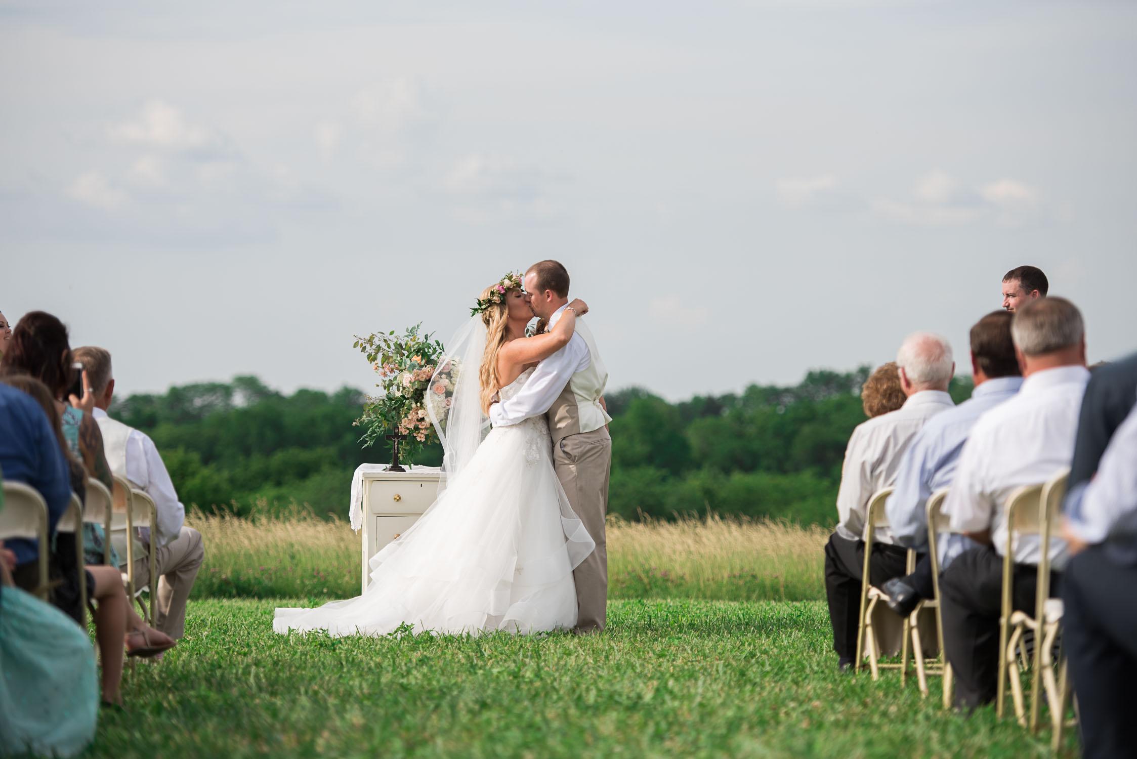 Rebecca and Andrew Sunset Wedding on Family farm Austin Wedding Photography-92.JPG