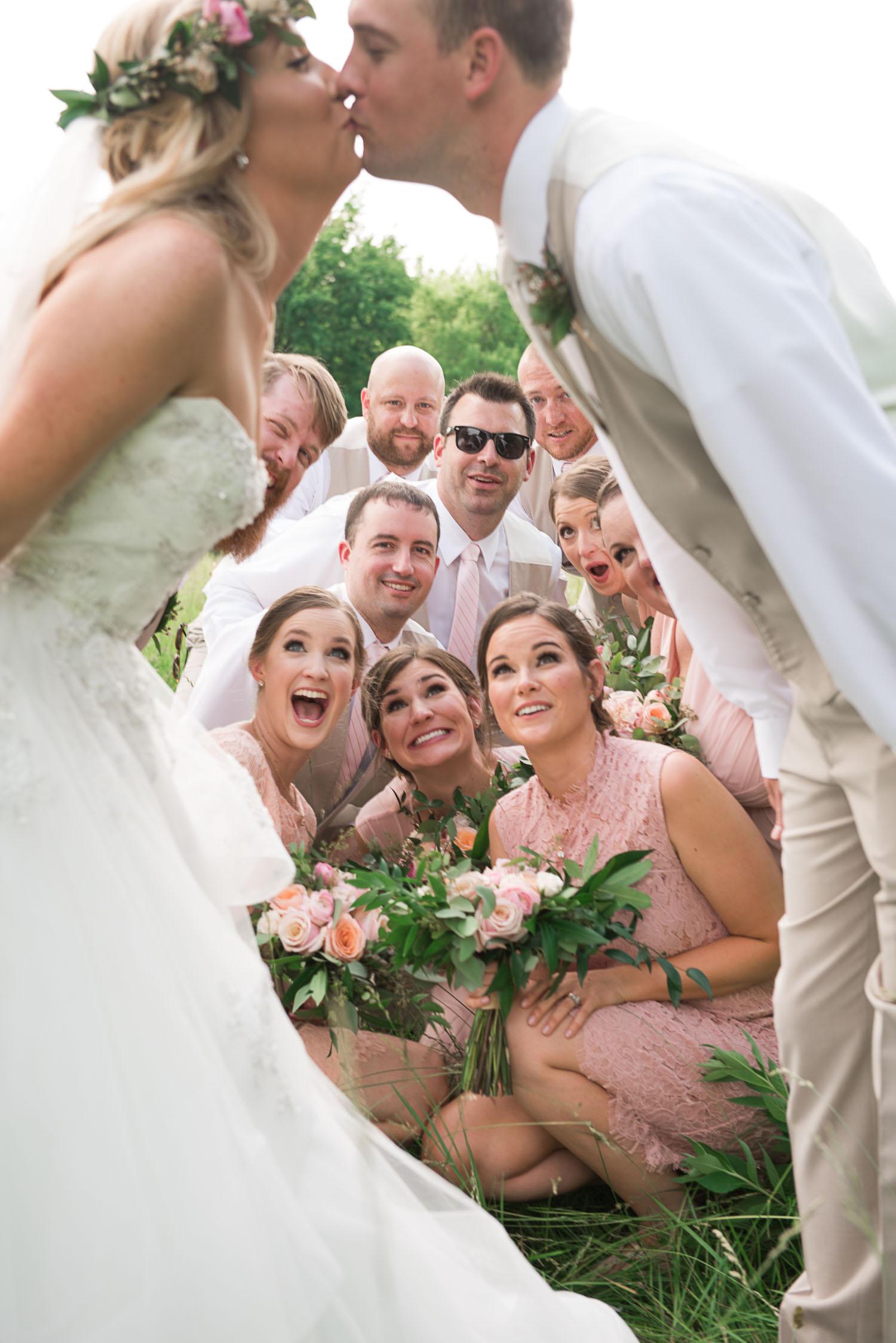 Rebecca and Andrew Sunset Wedding on Family farm Austin Wedding Photography-100.JPG