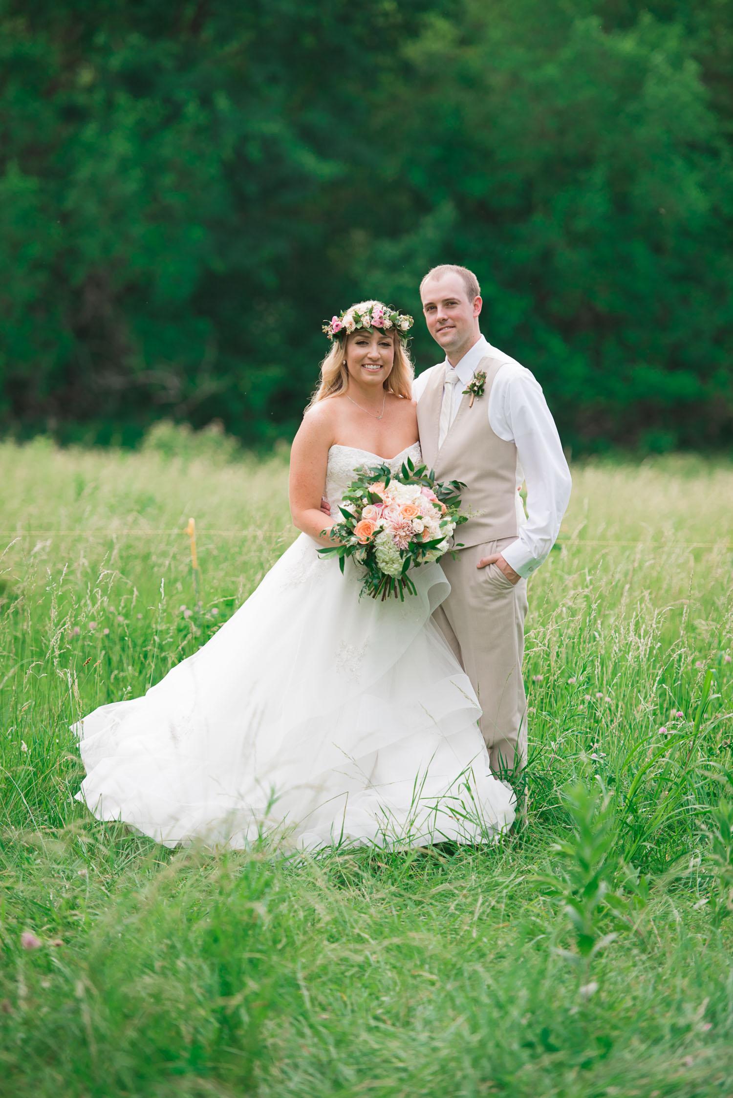 Rebecca and Andrew Sunset Wedding on Family farm Austin Wedding Photography-110.JPG