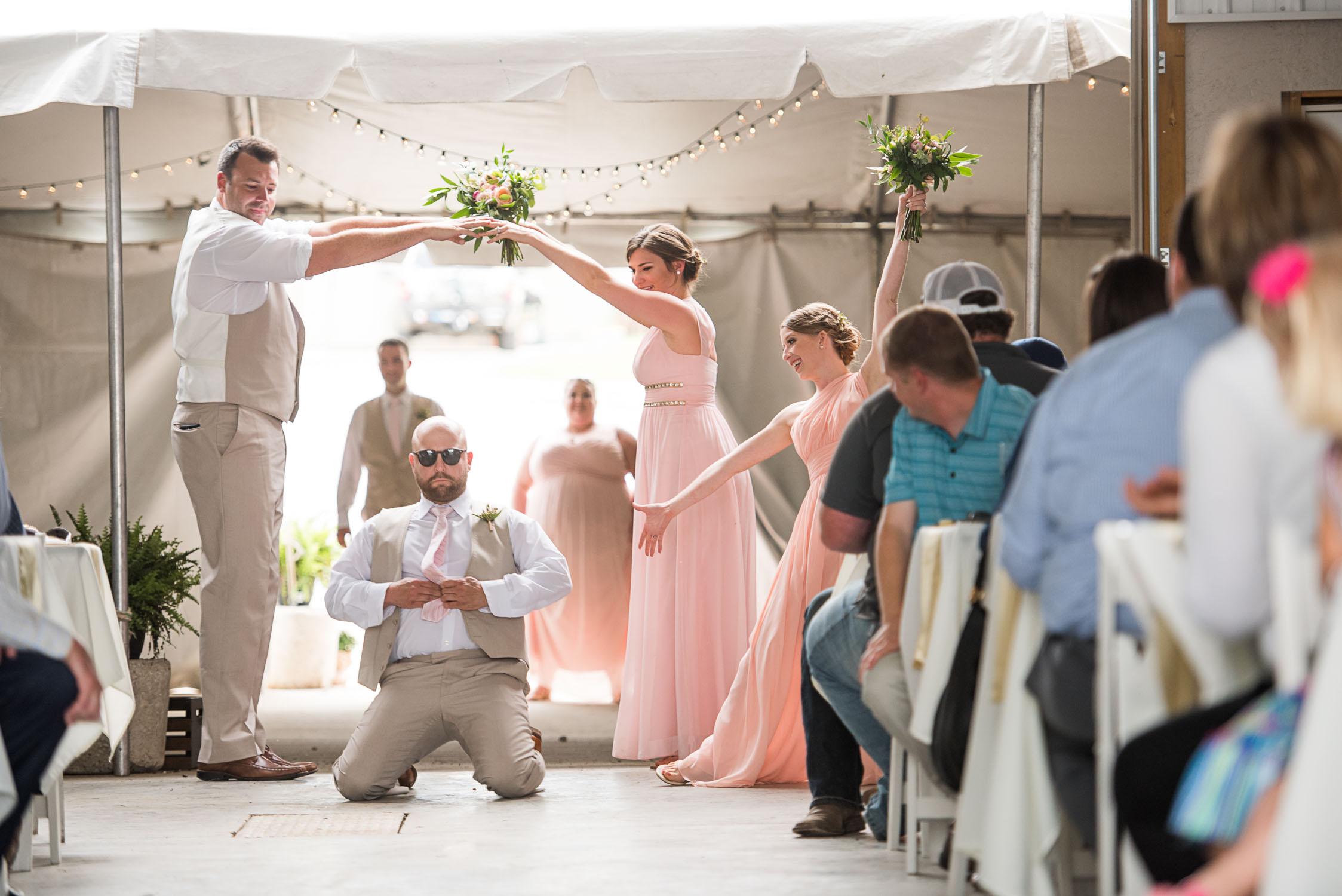 Rebecca and Andrew Sunset Wedding on Family farm Austin Wedding Photography-126.JPG