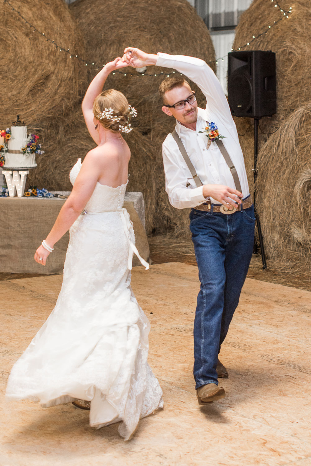 106 first dance in country wedding in texas.jpg