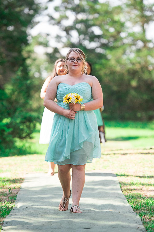 43 bridesmaid at outdoor wedding in la grange.jpg