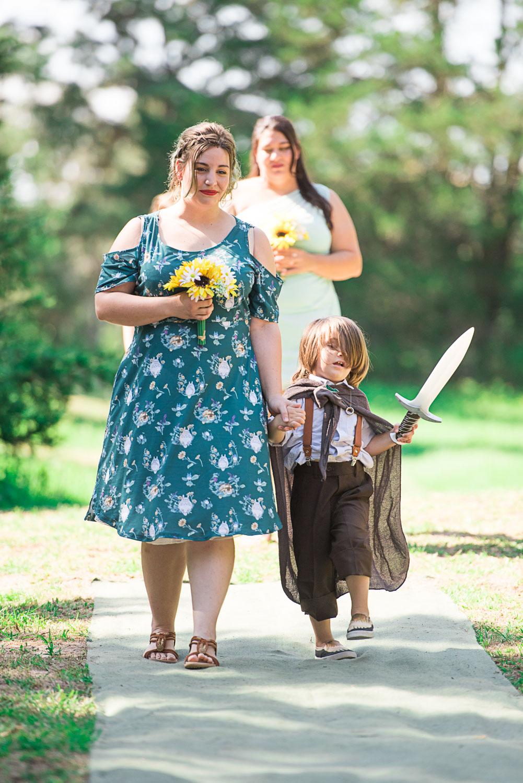 48 wedding with hobbit ring bearer.jpg