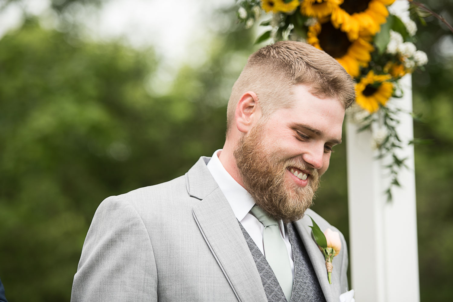 59 Groom reaction to bride walking down aisle.jpg