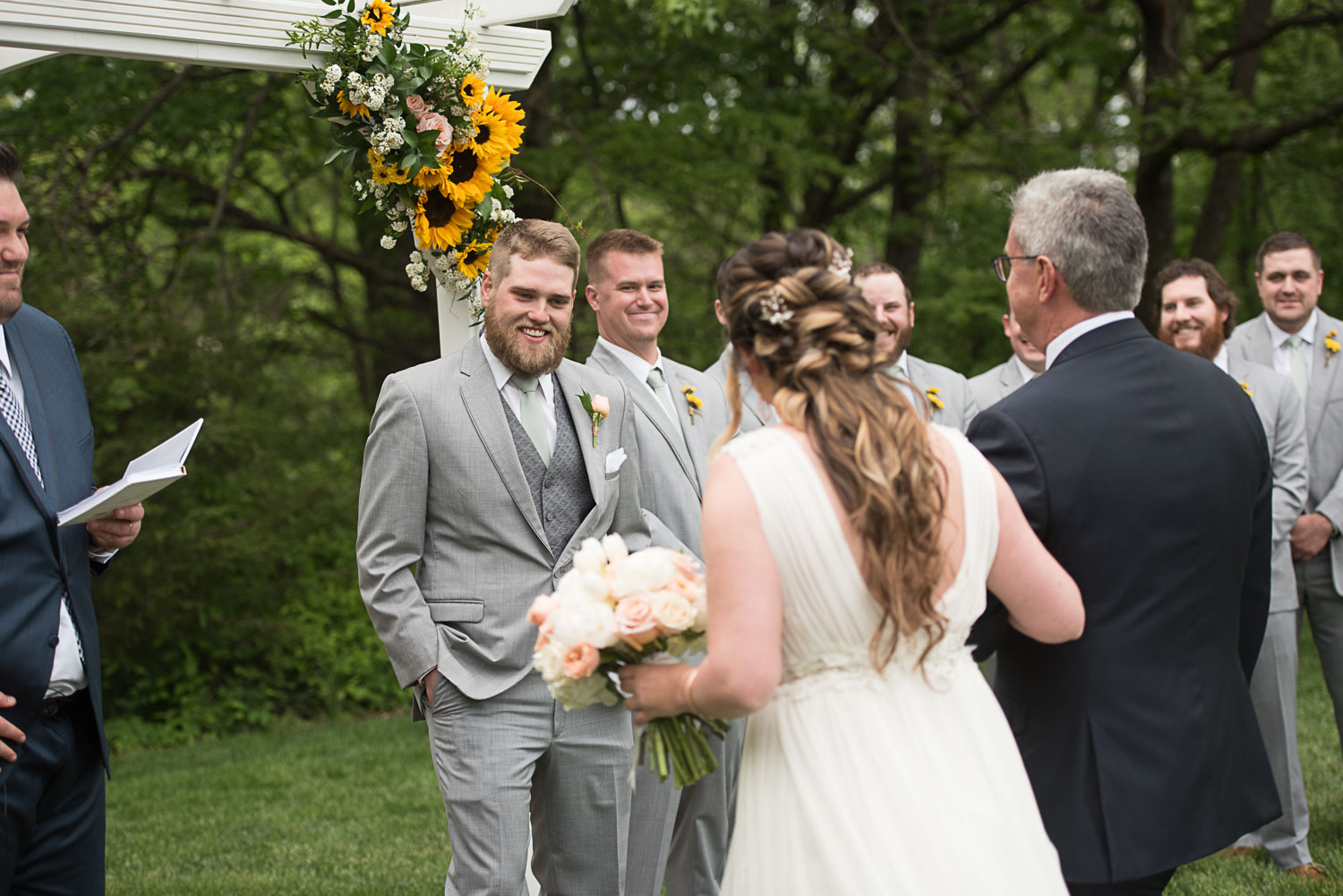 61 Groom reaction bride and father.jpg