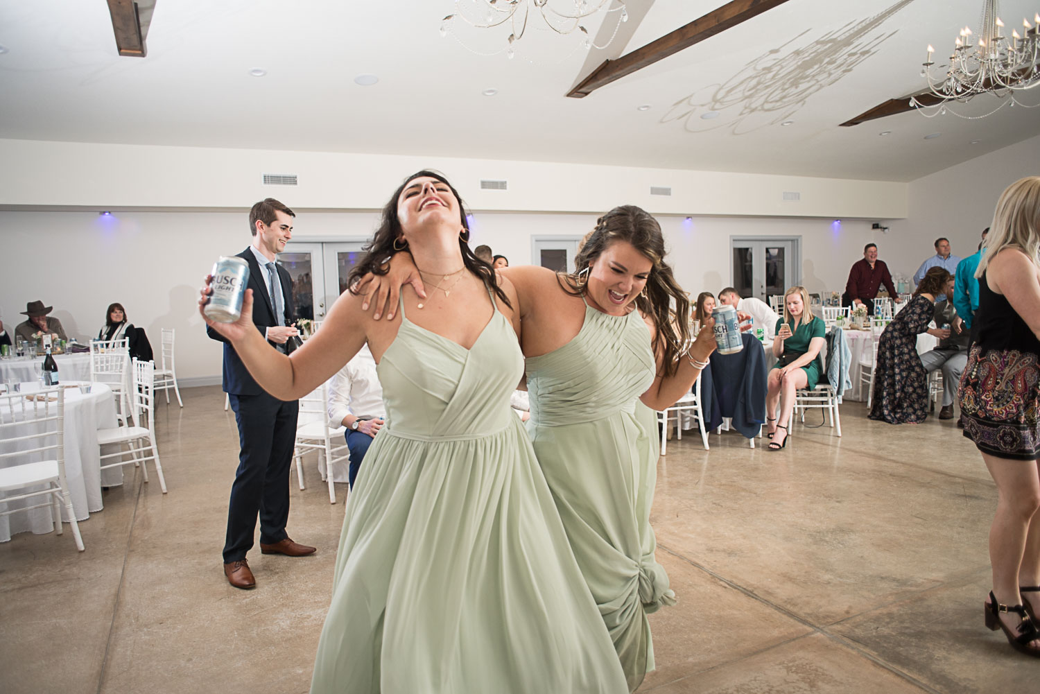 153 bridesmaids dancing at reception.jpg