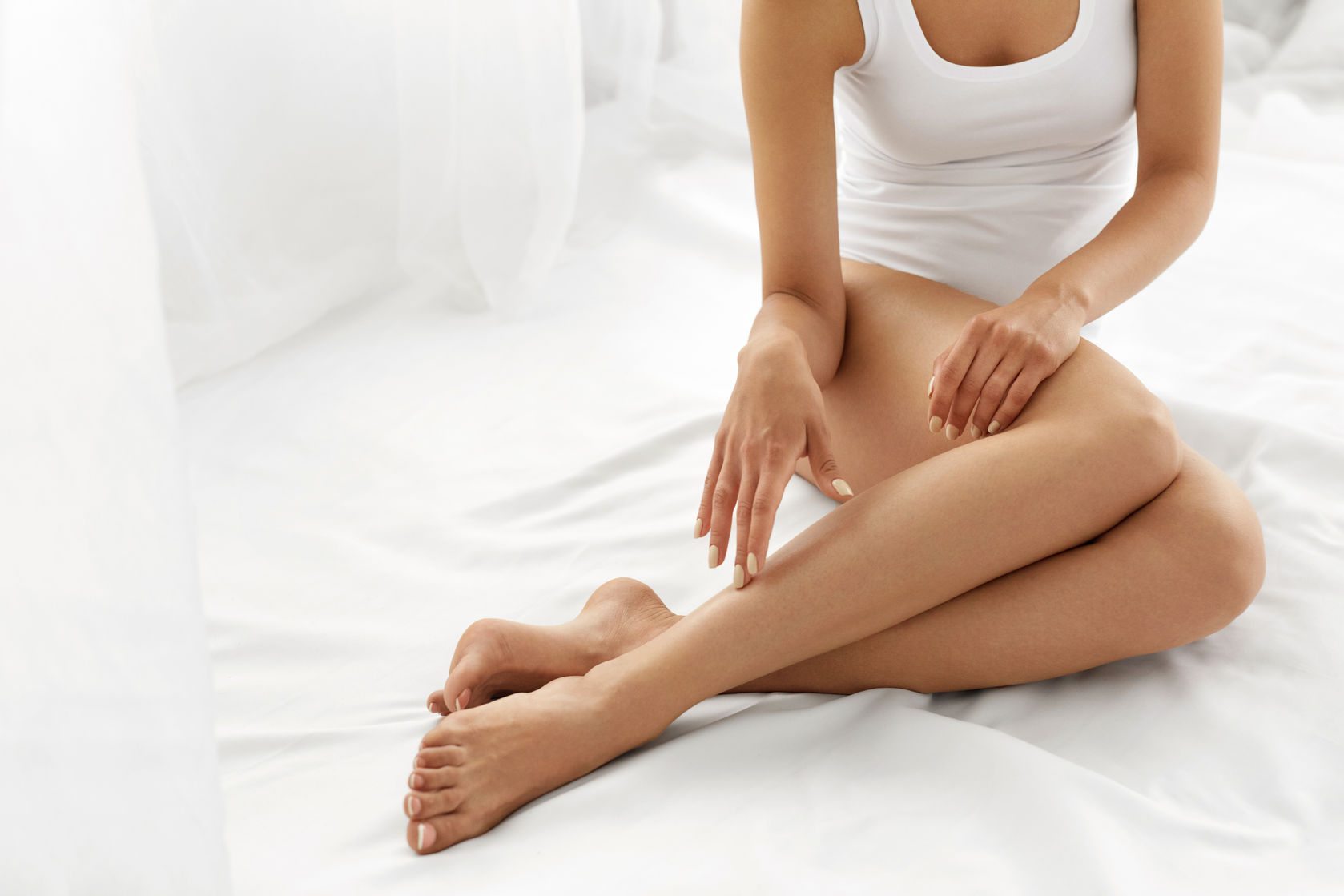 Laser Hair Removal - End the daily chore of shaving and waxing!