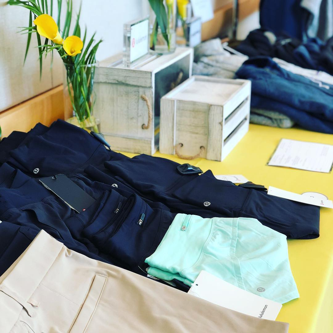 International Gifting Company apparel bar, corporate gifting, events