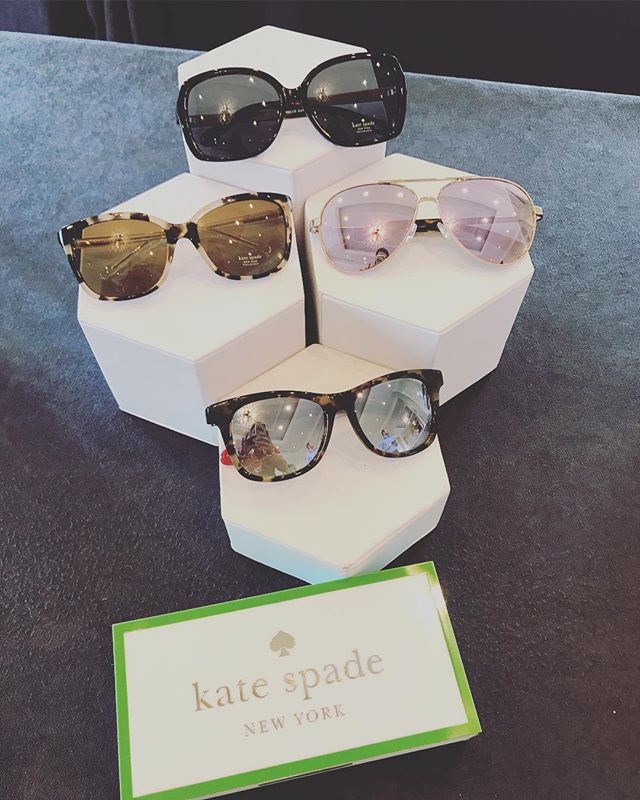 Designer sunglasses on point today! Any price point, brand or location...we're your team!.jpg