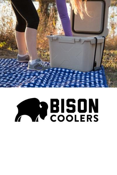 Bison Coolers