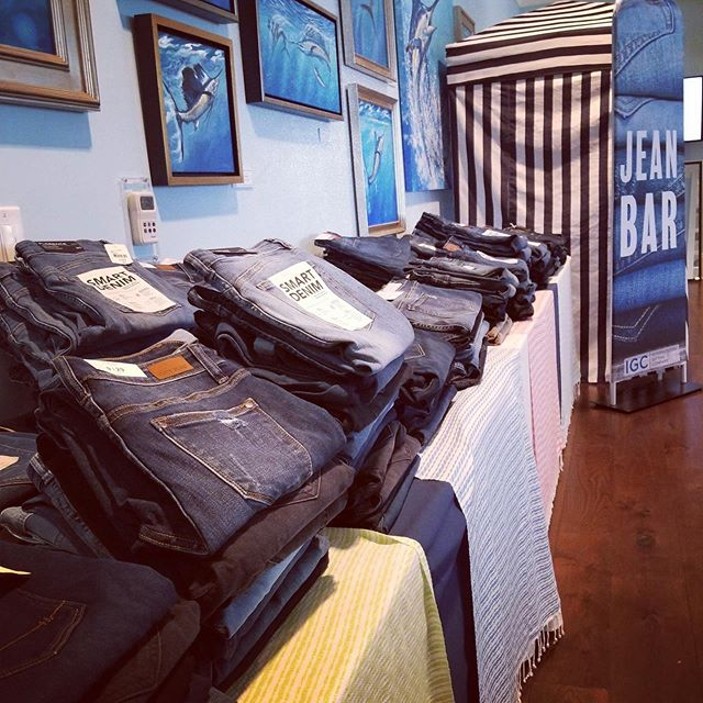 Today is Wave 5 of our fabulous jean bar in Charleston. We've gifted almost 250 pairs of premium denim and jean jackets over the last 2 months and I have 1 more wave to go!.jpg