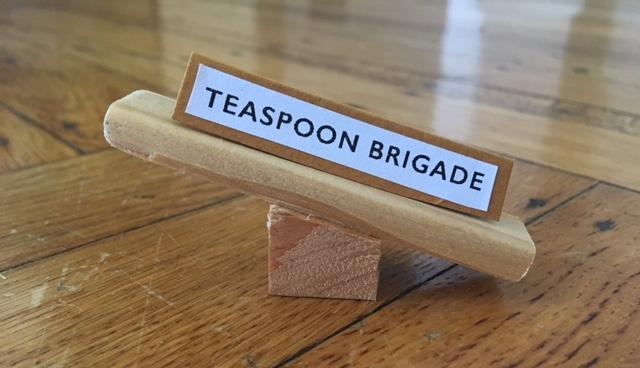 teaspoon brigade