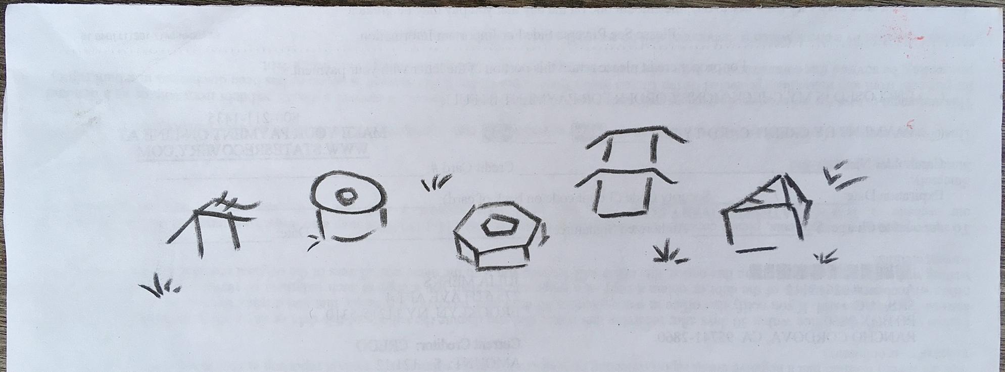 Basic Needs Tiny houses