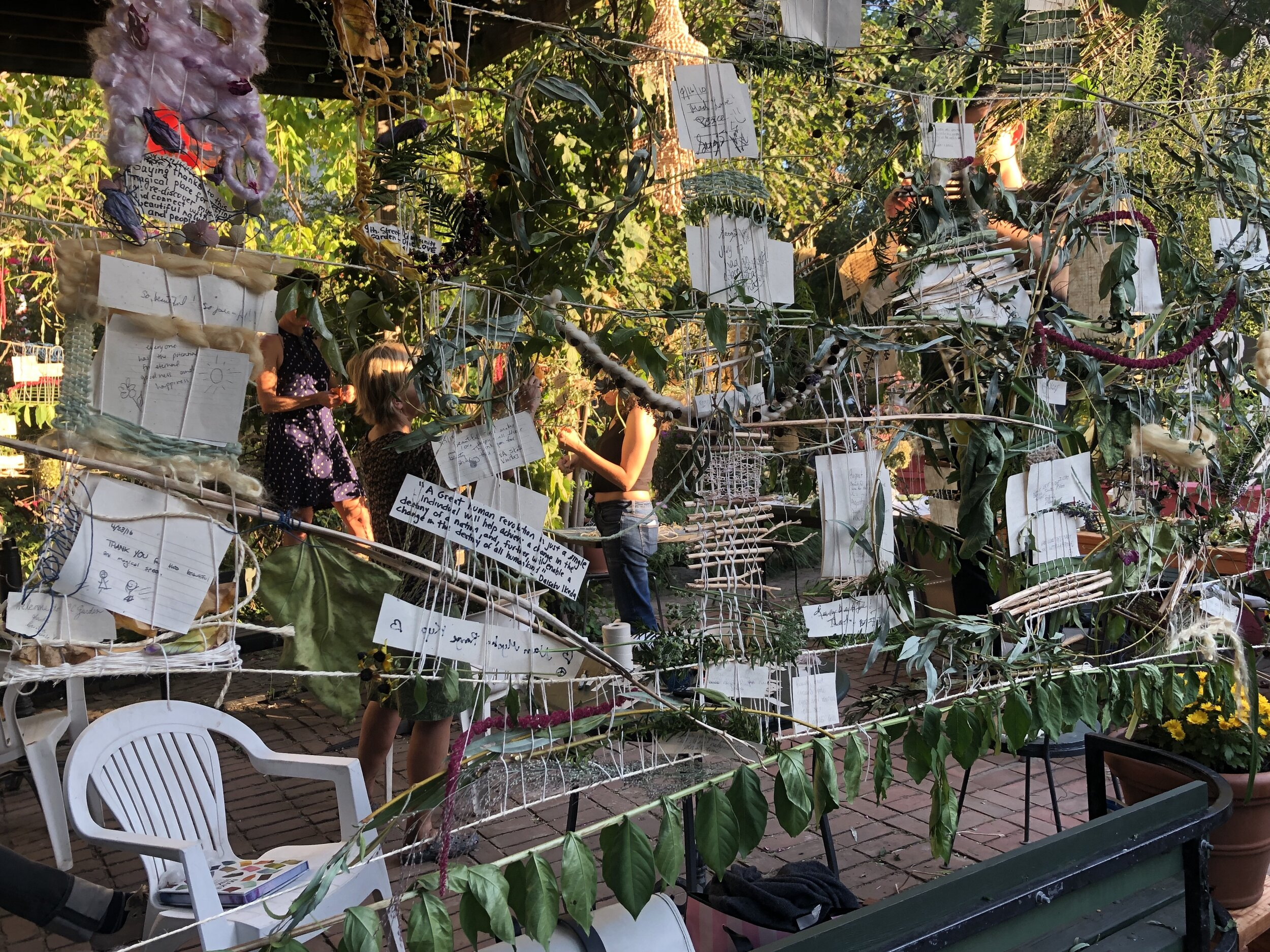 9th Street Garden - September 21st • East Village